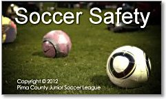 SOCCER SAFETY VIDEO